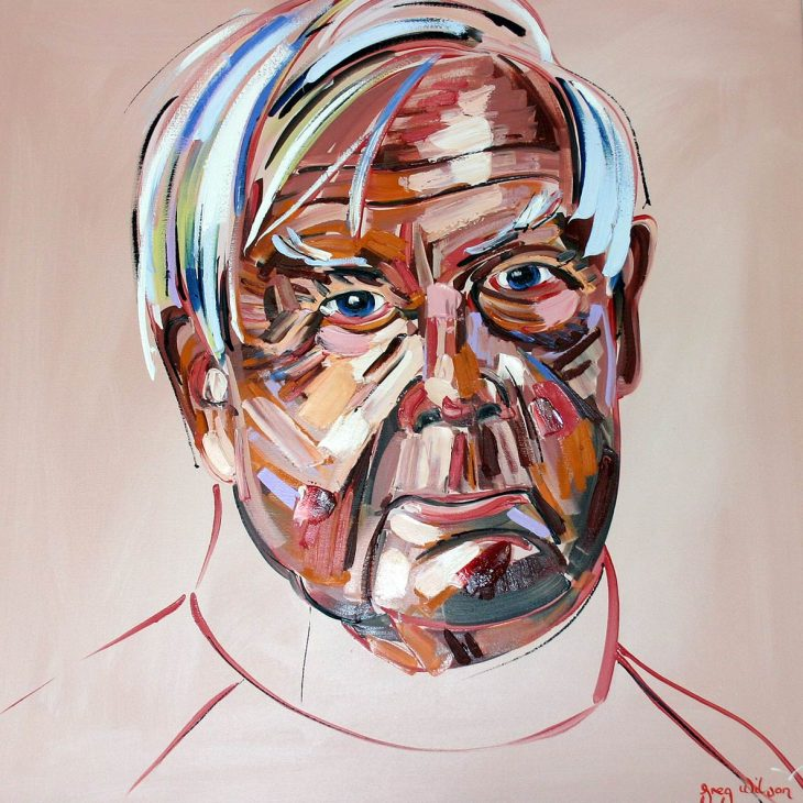 (Portraits)Authur-Boyd-oil-on-linen-1010-x-1010-mm-SOLD